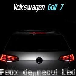 Pack Led Feux de Recul pour Volkswagen Golf VII 7