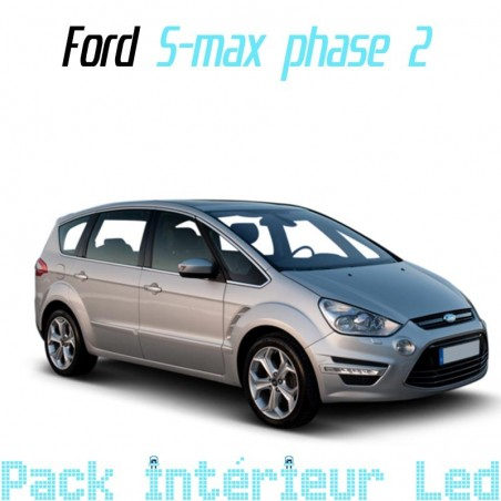 Pack intérieur extérieur led pour Ford S-max phase 2