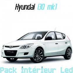 Pack intérieur Led pour hyundai i30 MK1