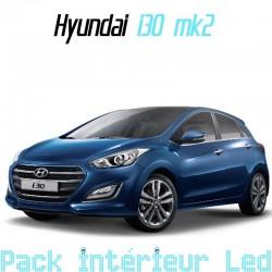 Pack intérieur Led pour hyundai i30 MK2