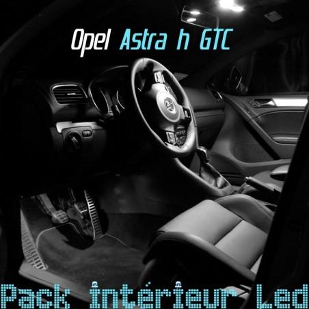 Pack intérieur led pour Opel Astra H GTC