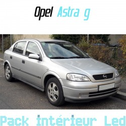 Pack Full Led interieur Extérieur Opel Astra G