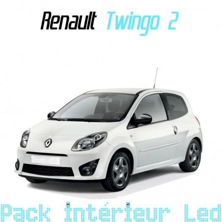 Pack intérieur led pour Renault Twingo 2