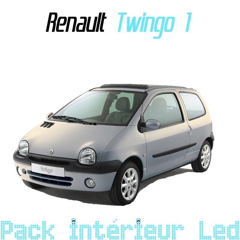 Pack intérieur led pour Renault Twingo 1