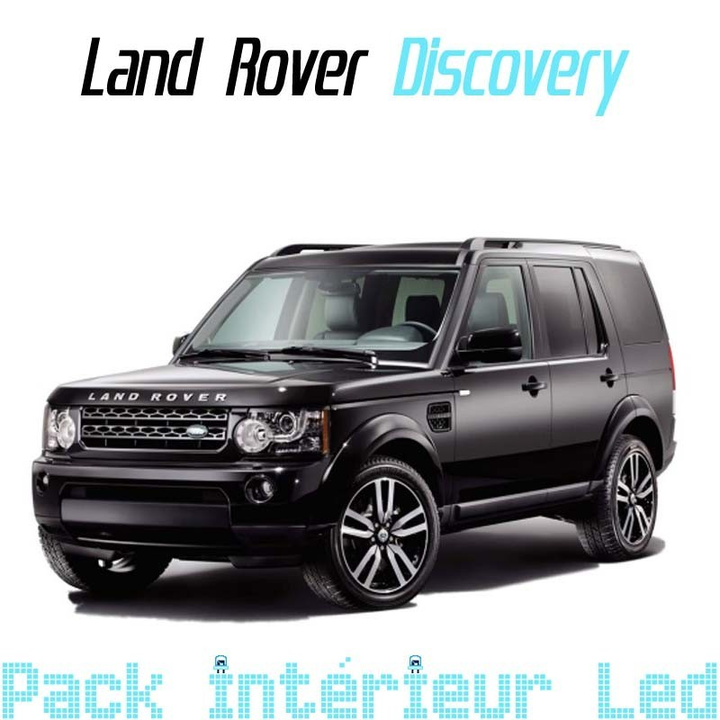 Pack Led Interieur Range Rover Discovery