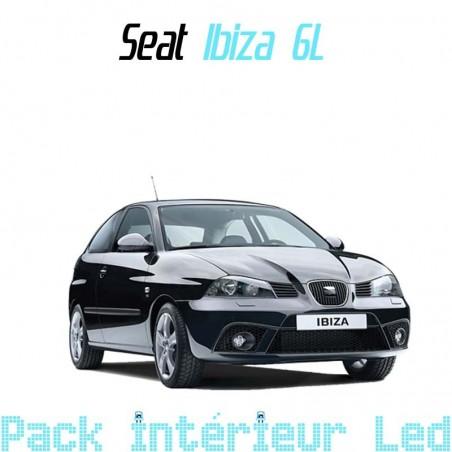 Pack intérieur led pour Seat Ibiza 6L