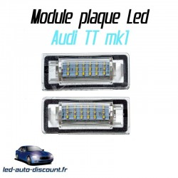 Pack modules de plaque LED pour Audi TT mk1