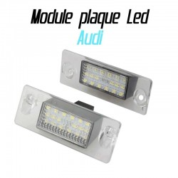 Pack modules de plaque led pour Audi A3 8L - A4 B5