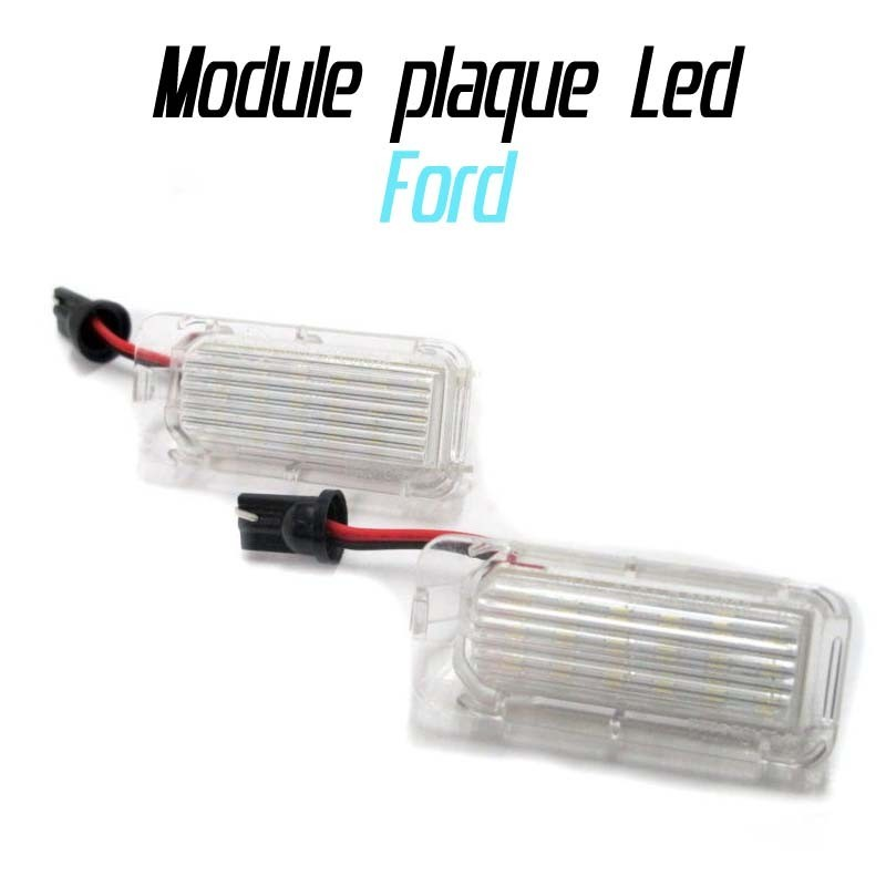 Pack Module de plaque LED pour Ford