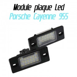 Pack modules de plaque led pour Porsche Cayenne 955 957