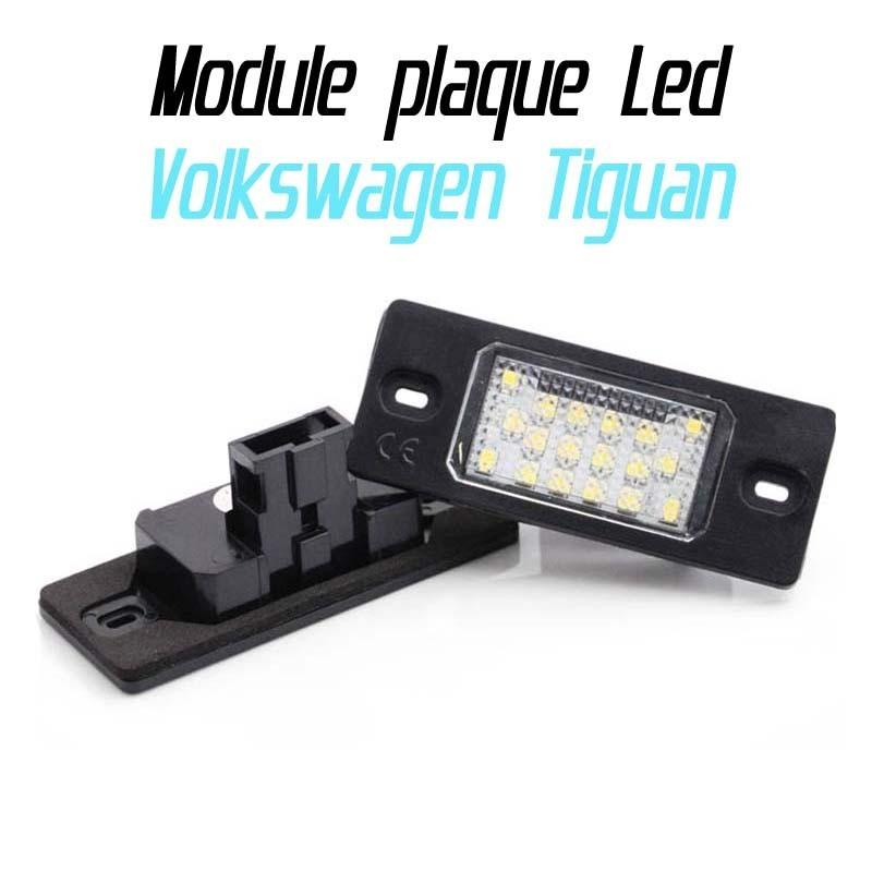 Pack Module de plaque LED pour Volkswagen Tiguan