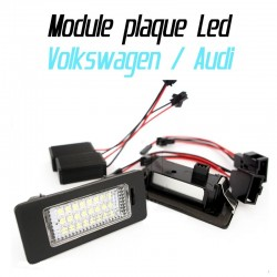 Pack modules de plaque led pour Audi