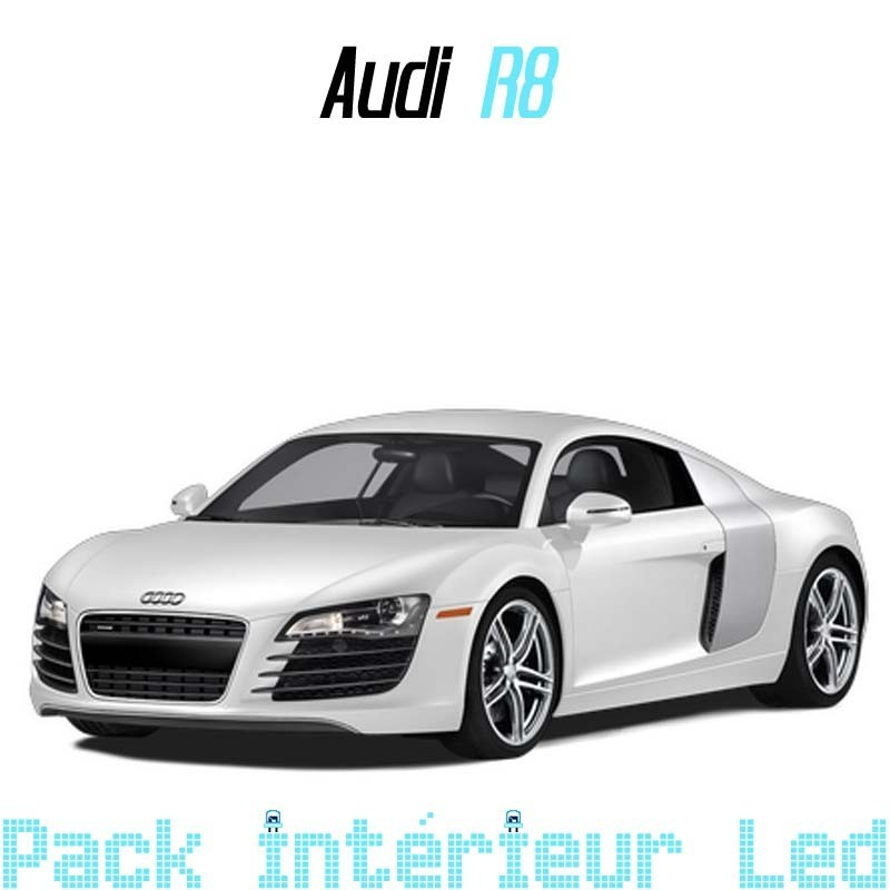 Pack Full Led interieur/exterieur Audi R8