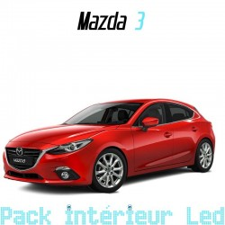 Pack intérieur led pour Mazda 3 Gen3