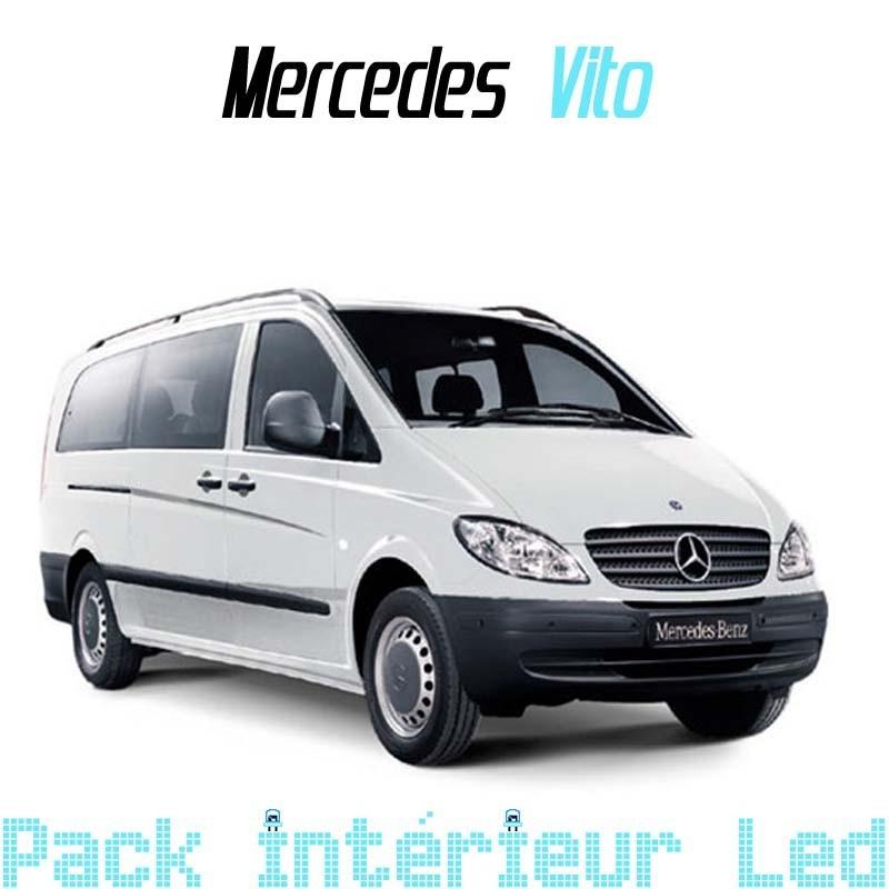 Pack intérieur led pour Mercedes Vito