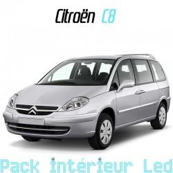 Pack intérieur led pour Citroën C8