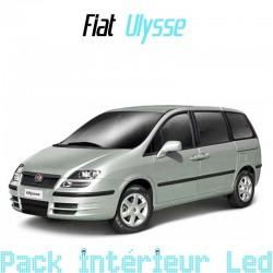 Pack intérieur led pour Fiat Ulysse