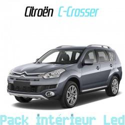 Pack intérieur led pour Citroën C-Crosser