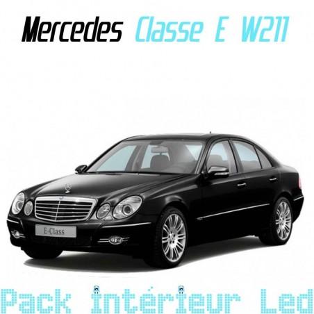 Pack intérieur led pour Mercedes Classe E W211