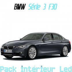 Pack Led interieur BMW X6 E71 E72