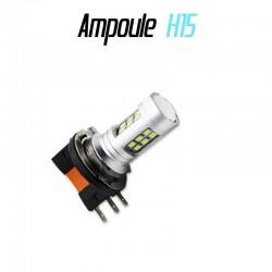 Ampoule LED - H15 - (Samsung- 80w)