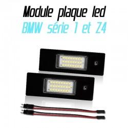 Pack modules de plaque led pour BMW série 1 et Z4