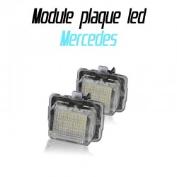 Pack modules de plaque led pour Mercedes W204 W212 W216 W221
