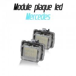 Pack Module de plaque LED pour MERCEDES W204 W204 5D W212 W216 W221