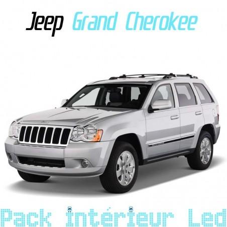 Pack intérieur led pour Jeep Grand cherokee 3