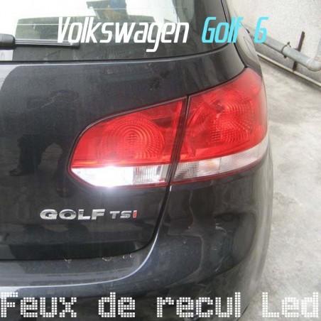 Pack feux de recul led pour Volkswagen Golf 6