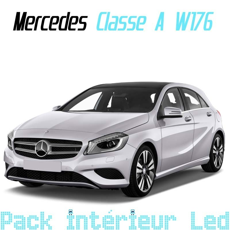 Pack Led Intérieur Mercedes Classe A W176