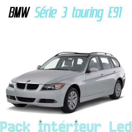 Pack intérieur led pour BMW Série 3 touring E91