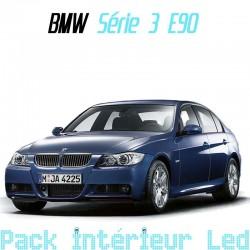 Pack intérieur led pour BMW Série 3 E90