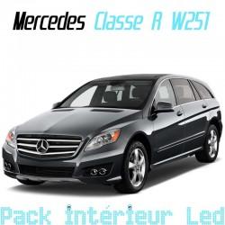 Pack intérieur led pour Mercedes Classe R W251