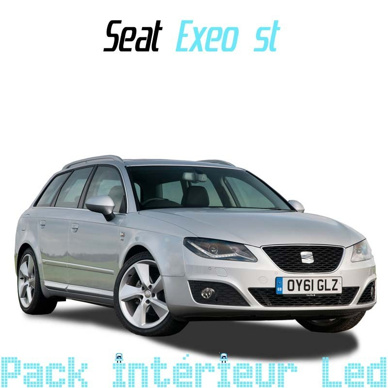 Pack ful Led Seat exeo 3R
