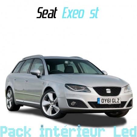 Pack intérieur led pour Seat Exeo ST 3R