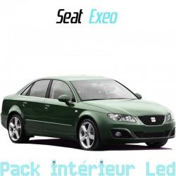 Pack intérieur led pour Seat Exeo 3R