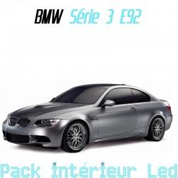 Pack intérieur led pour BMW Série 3 E92