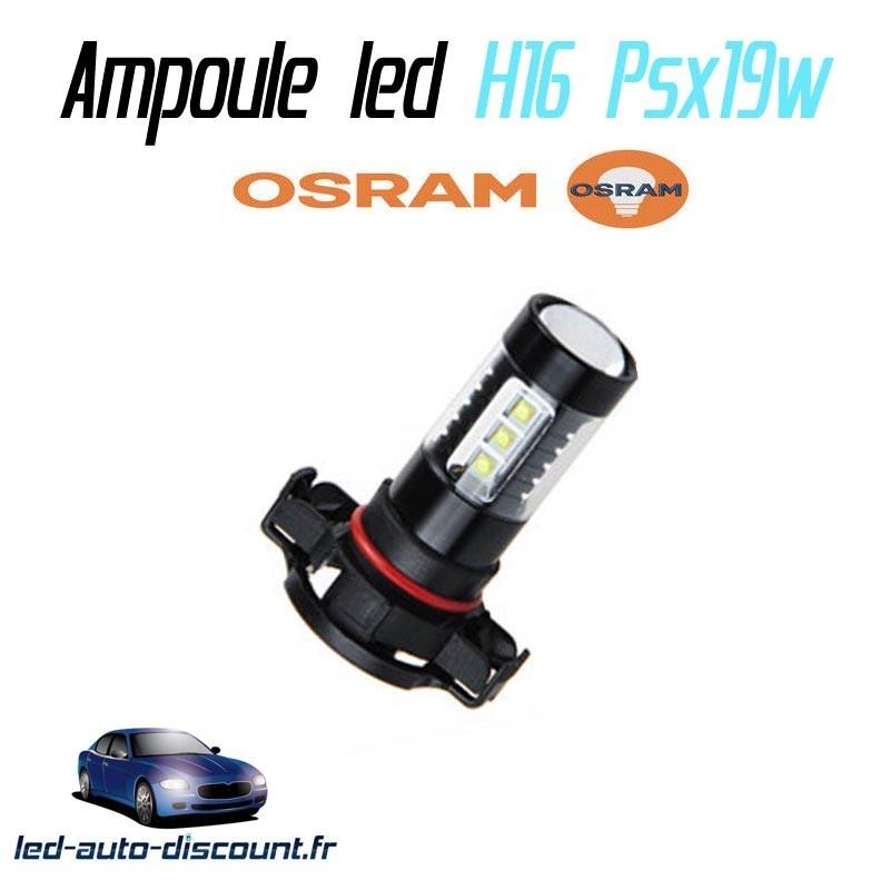 ampoule led psx19w psx24w ps19w h16 osram led auto discount. Black Bedroom Furniture Sets. Home Design Ideas