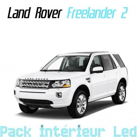 Pack intérieur led pour Land Rover Freelander 2