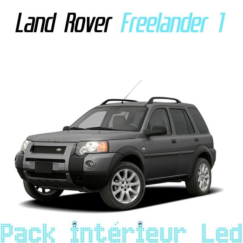 Pack intérieur led pour Land Rover Freelander 1