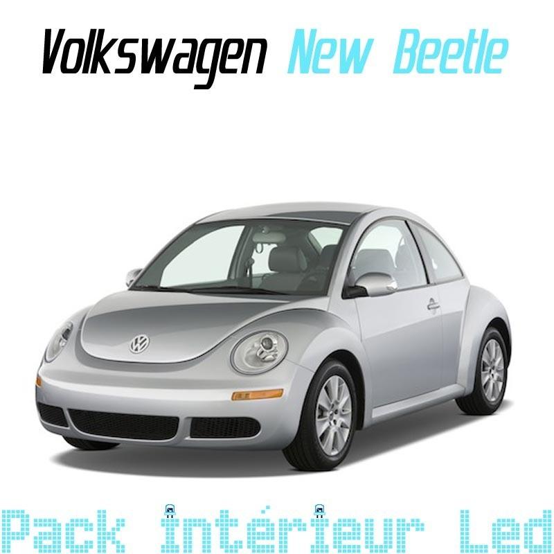 Pack led Intérieur New Beetle 2