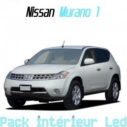 Pack intérieur led pour Nissan Murano