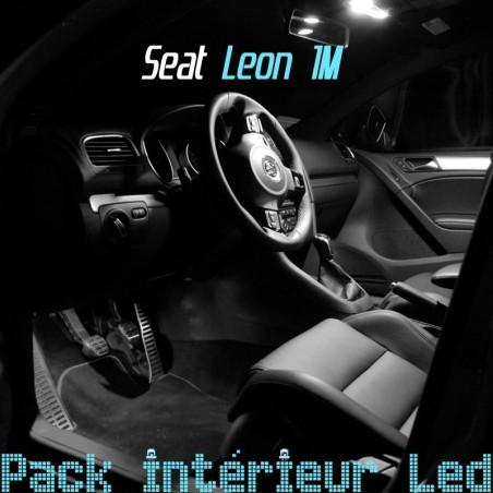 Pack intérieur led pour Seat Leon 1 1M
