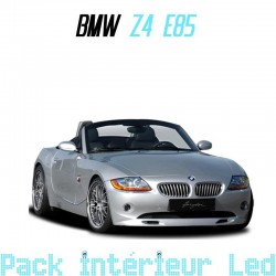 Pack Led interieur BMW Z4 E85