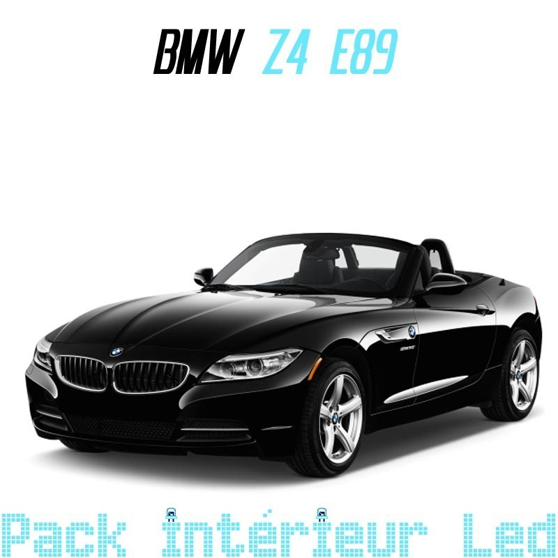 Pack Led interieur BMW Z4 E89