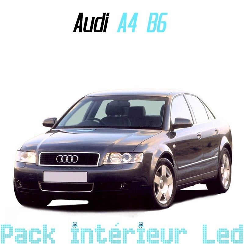 Pack intérieur Led Audi A4 B6