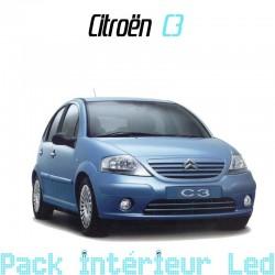 Pack intérieur led pour Citroën C3 1