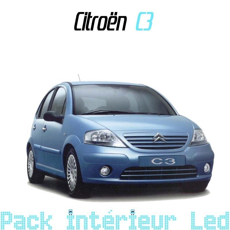 Pack intérieur led Citroën C3 1