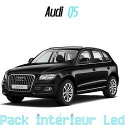 Pack intérieur led pour Audi Q5